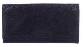 Emporio Armani Leather Flap Wallet
