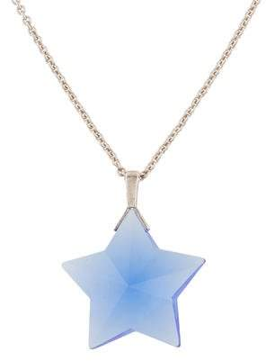 Tiffany & Co. Crystal Star Pendant Necklace
