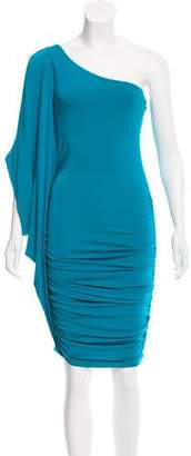 Tart Asymmetrical One-Shoulder Dress