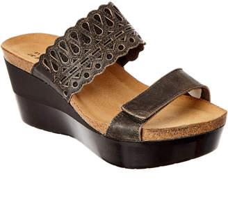 Naot Footwear Rise Leather Sandal