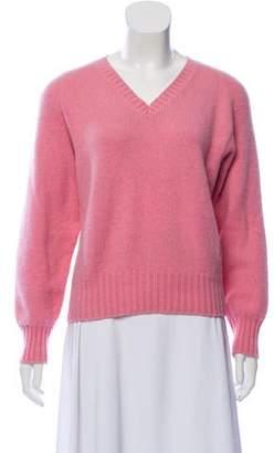 Malo V-Neck Cashmere Sweater