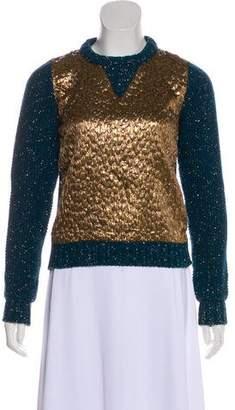 Rochas Wool Knit Sweater