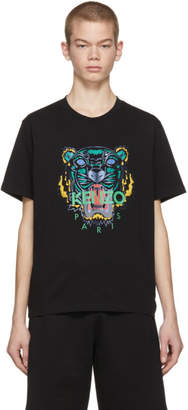 Kenzo Black Limited Edition Holiday T-Shirt