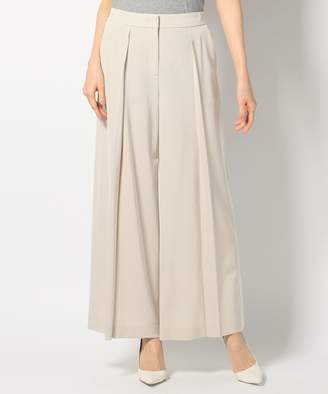 Calvin Klein (カルバン クライン) - CK CALVIN KLEIN WOMEN 【JAPAN EXCLUSIVE】スムースドレープツイル ワイド(C)FDB