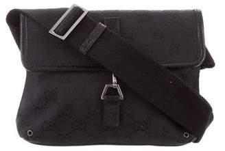 Gucci GG Canvas Small Waist Bag