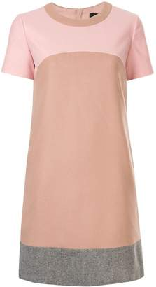 Paule Ka colour block dress