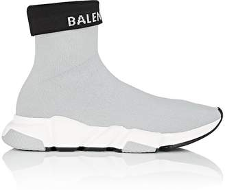 Balenciaga Men's Speed Knit Sneakers