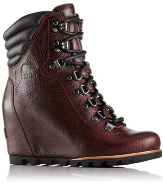 Sorel Womens ConquestWedge Lux Boot