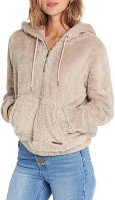 Billabong Cozy for Keeps Fleece Zip Hoodie