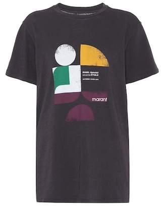 Etoile Isabel Marant Isabel Marant, Étoile Tewel cotton T-shirt