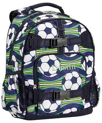 Pottery Barn Kids Small Backpack, Mackenzie Navy Soccer