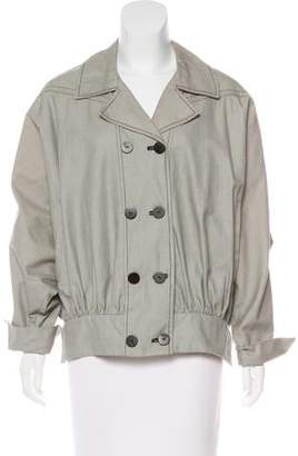 Stella McCartney Double-Breasted Lightweight Jacket