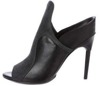 3.1 Phillip Lim Leather Mule Sandals