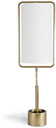 Regina-Andrew Design Geo Rectangle Table Lamp - Gold - Regina Andrew Design