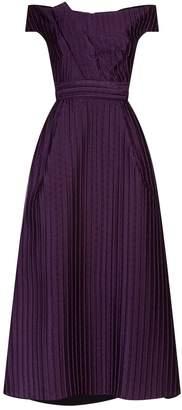 Roland Mouret Organza Dress