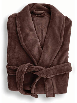 Microplush Robe in Bitter Chocolate