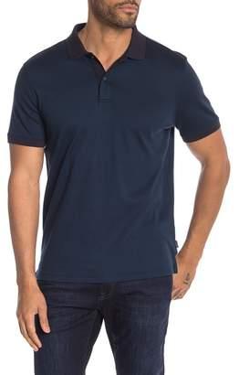 Calvin Klein Feeder Stripe Short Sleeve Regular Fit Shirt