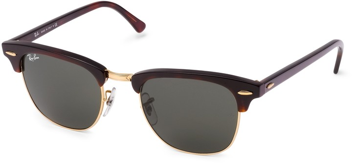 Ray-Ban® Clubmaster - Tort Sunglasses