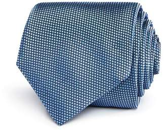 BOSS Textured Nonsolid Classic Tie