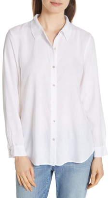 Eileen Fisher Tencel® Lyocell Shirt
