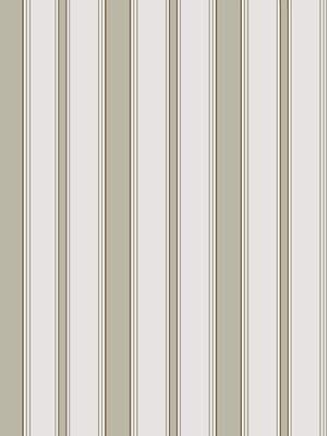 Cambridge Silversmiths Cole & Son Stripe Wallpaper