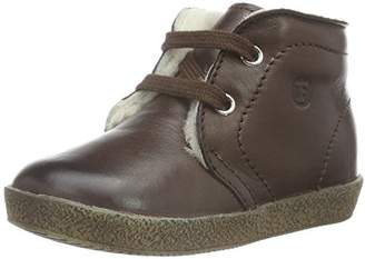 Naturino Unisex Babies' Falcotto 1195 Walking Baby Shoes Brown Size: