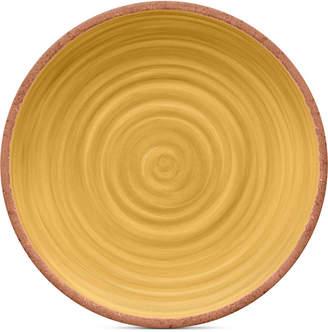 TarHong 4-Pc. Rustic Swirl Dinner Plates Set