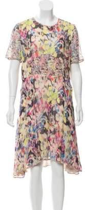 Jason Wu Slik Abstract Dress Slik Abstract Dress