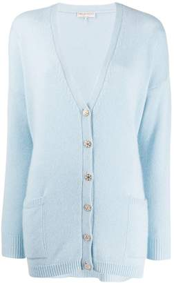 Emilio Pucci oversized knitted cardigan