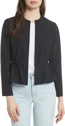 Rebecca Taylor Ava Peplum Jacket