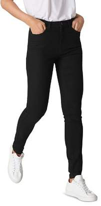Whistles Skinny Jeans in Black
