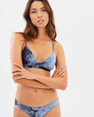 Seafolly Dawn to Dusk Twist Front Bralette