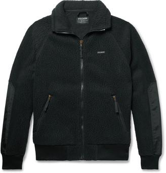 Filson Nylon-Trimmed Polartec Thermal Pro Fleece Jacket
