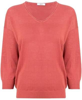 Peserico 3/4 sleeve jumper