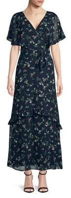 Dorothy Perkins Ditsy Floral Printed Maxi Dress