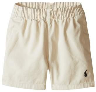 Ralph Lauren Twill Sport Shorts Boy's Shorts