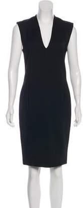 Helmut Lang Sleeveless Sheath Dress