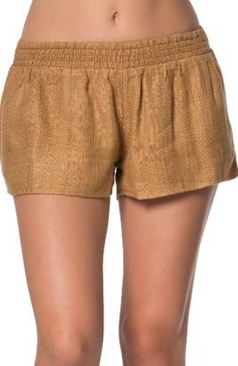 Women's O'Neill Orion Gauze Shorts $42 thestylecure.com