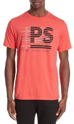Paul Smith Logo Graphic T-Shirt