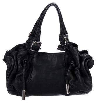 DKNY Leather Handle Bag