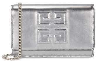 Givenchy Logo-debossed Leather Cross-body Bag