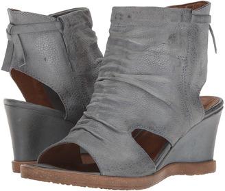 Miz Mooz - Becca Women's Clog/Mule Shoes $149.95 thestylecure.com