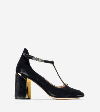 Cole Haan Collection T-Strap Pump (85mm)