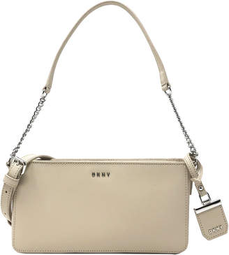 DKNY Saffiano Leather Crossbody