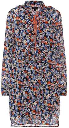 Rag & Bone Isla floral cotton dress