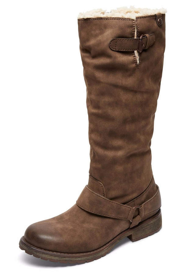Roxy Montes Sherpa Boots