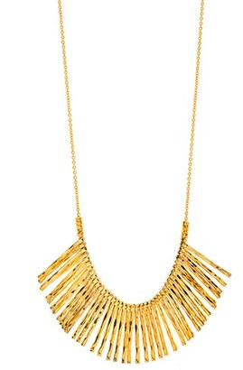Women's Gorjana 'Kylie' Fan Necklace $85 thestylecure.com