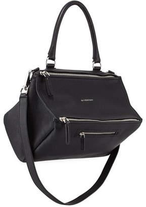 Givenchy Pandora Medium Sugar Satchel Bag $2,095 thestylecure.com