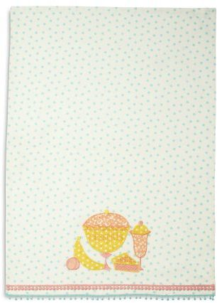 Sur La Table Desserts Vintage-Inspired Kitchen Towel