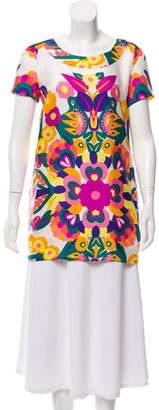 See by Chloe Silk Sleeveless Dress